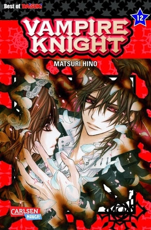 Vampire Knight 12 Matsuri Hino
