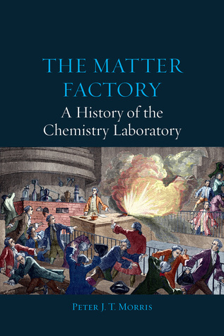 The Matter Factory: A History of the Chemistry Laboratory  by  Peter J. T. Morris
