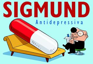 Sigmund: antidepressiva  by  Peter de Wit