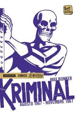 Kriminal n. 11: Agosto 1967 – Novembre 1967  by  Max Bunker
