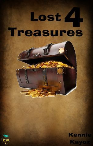 Lost Treasures #4 Kennie Kayoz