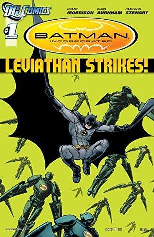 Batman: Leviathan Strikes! #1 Grant Morrison
