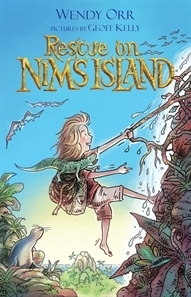 Rescue on Nims Island  by  Wendy Orr
