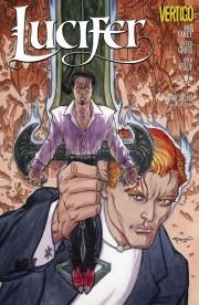 Lucifer #64 Mike Carey