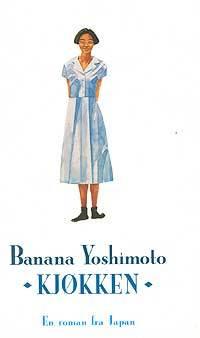 Kjøkken og Moonlight Shadow Banana Yoshimoto
