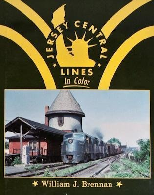 Jersey Central Lines in Color  by  William J. Brennan