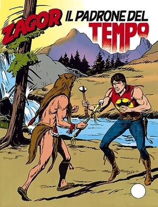 Zagor n. 262: Il padrone del tempo Marcello Toninelli