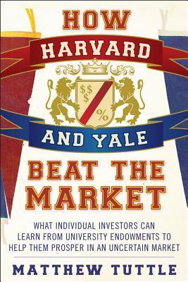 Harvard and Yale P Matthew Tuttle