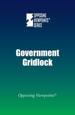 Government Gridlock  by  Margaret Haerens