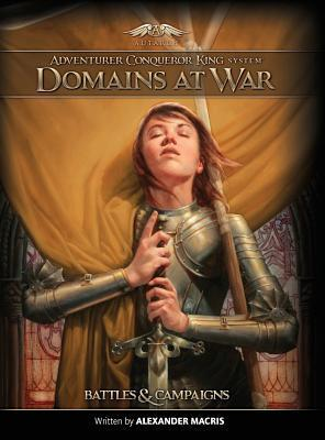 Domains at War Battles and Campaigns Compendium  by  Alexander Macris