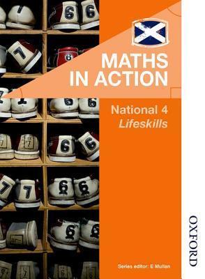 Maths in Action National 4 Lifeskills Joe McLaughlin