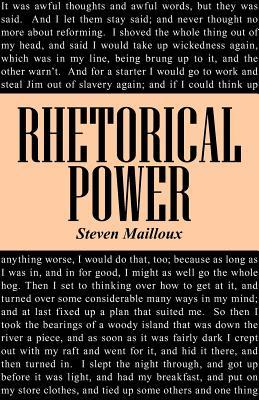 Reception Histories: Rhetoric, Pragmatism, And American Cultural Politics  by  Steven Mailloux