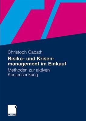 Innovatives Beschaffungsmanagement: Trends, Herausforderungen, Handlungsansatze Christoph Walter Gabath
