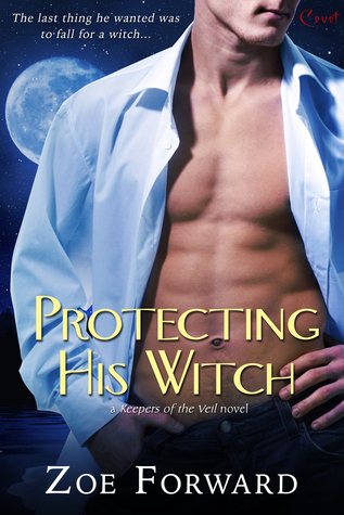 Protecting His Witch (Keeper Of The Veil, #1)  by  Zoe Forward