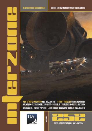 Interzone #252 May: Jun 2014  by  TTA Press