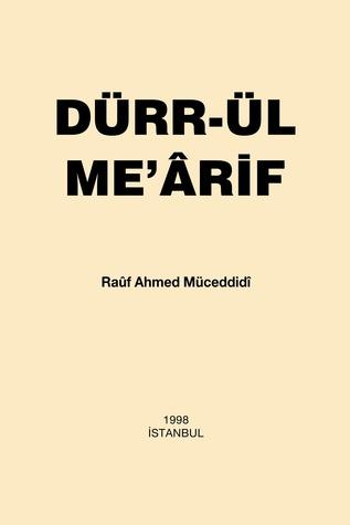 Dürr-ül me'ârif Raûf Ahmed Müceddidî