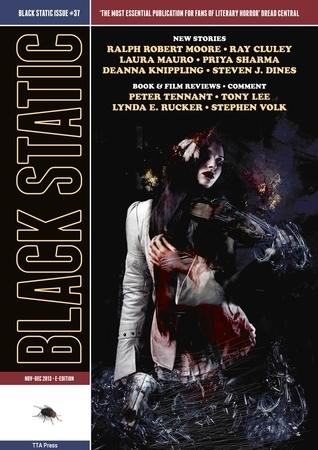Black Static #37 Horror Magazine TTA Press