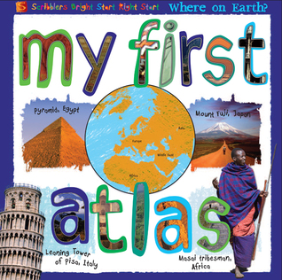 My First Atlas  by  Mark Williams