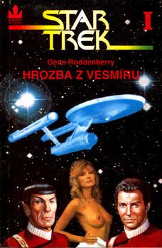 Star Trek I: Hrozba z vesmíru Gene Roddenberry