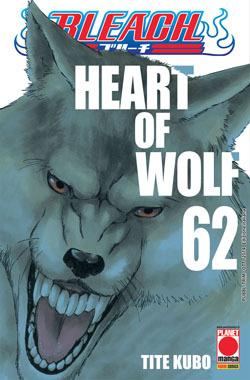 Bleach #62: Heart of Wolf  by  Tite Kubo
