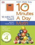 10 Minutes a Day Math, Grade 4  by  Sean McArdle