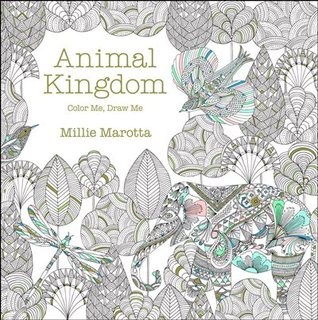 Animal Kingdom: Color Me, Draw Me Millie Marotta