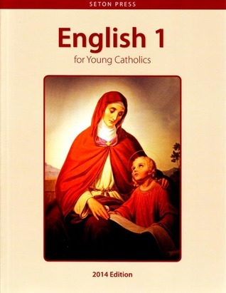 English 1 for Young Catholics  by  Seton Educational Media