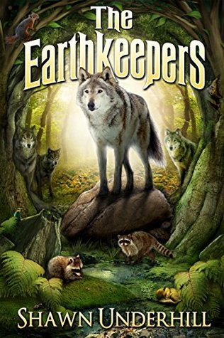 The Earthkeepers Shawn Underhill