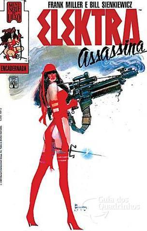 Elektra Assassina  by  Frank Miller