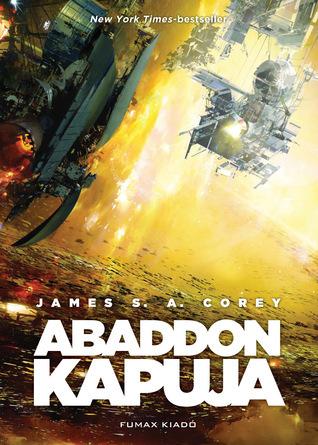 Abaddon kapuja (Expanse, #3)  by  James S.A. Corey