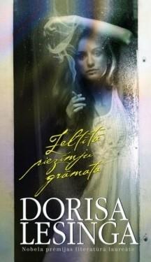 Zeltītā piezīmju grāmata Doris Lessing