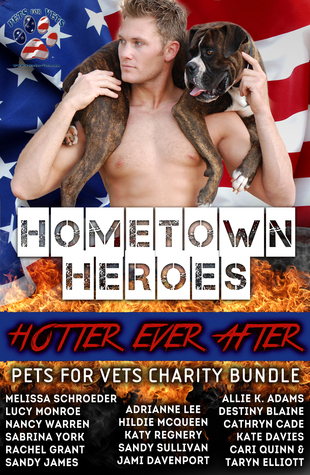 Hometown Heroes: Hotter Ever After  by  Lucy Monroe