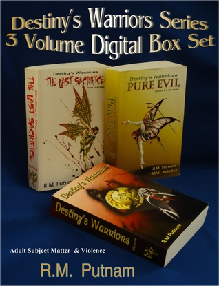 Destinys Warriors Series 3 Volume Digital Box Set R.M. Putnam