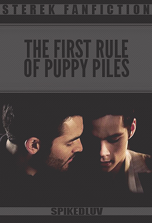 The First Rule of Puppy Piles Spikedluv