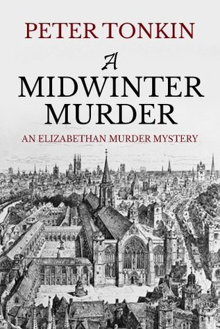 A Midwinter Murder (Master of Defense, #3)  by  Peter Tonkin