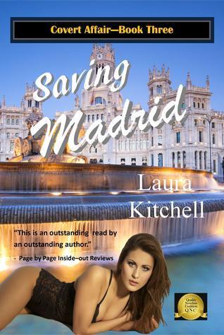 Saving Madrid  by  Laura Kitchell