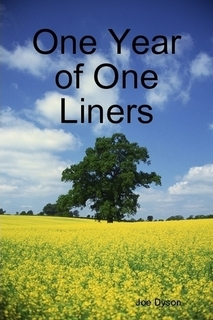 One Year of One Liners  by  Joe Dyson