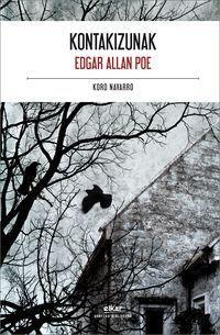Kontakizunak  by  Edgar Allan Poe
