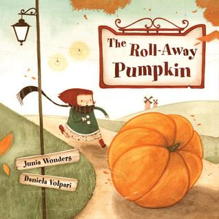 The Roll-Away Pumpkin  by  Junia Wonders