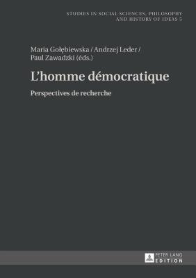 LHomme Democratique Maria Golebiewska