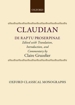de Raptu Prosperpinae Claudian