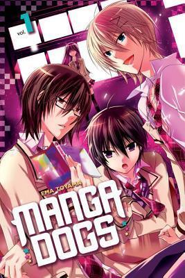 Manga Dogs 1  by  Ema Tōyama