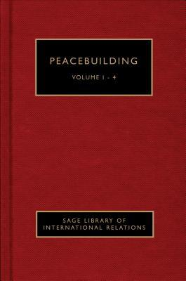 Peacebuilding  by  Roger Mac Ginty
