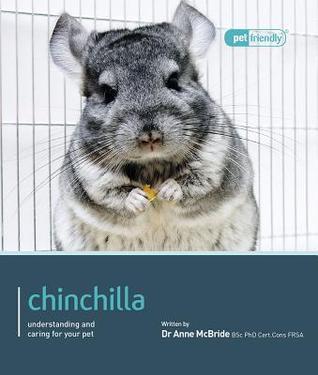 Chinchilla: Pet Book Anne McBride