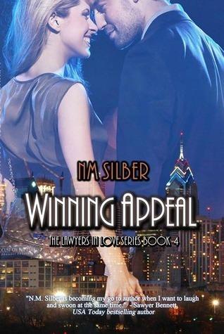 Winning Appeal (Lawyers in Love, #4)  by  N.M. Silber