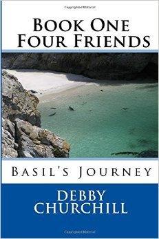 Four friends, Basils Journey Debby Churchill