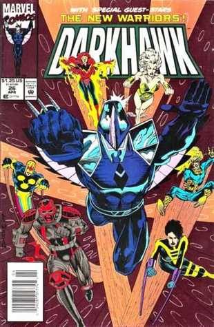 The Fury of Time (Darkhawk, #26) (Shattered Fates, #1) Danny Fingeroth