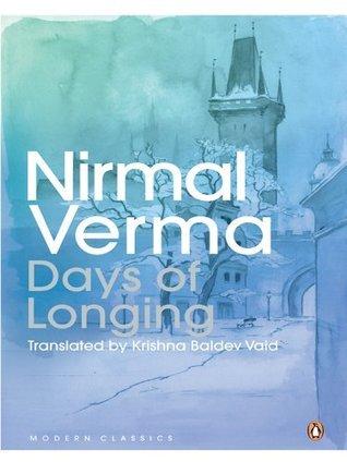 Days of Longing  by  Nirmal Verma
