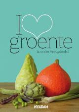 I love groente Janneke Vreugdenhil