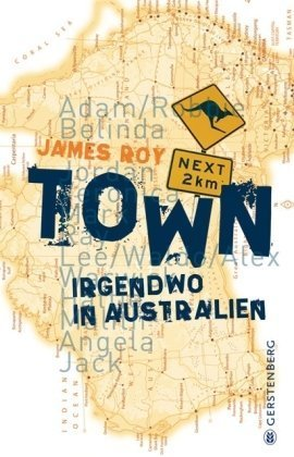 Town : irgendwo in Australien  by  James Roy
